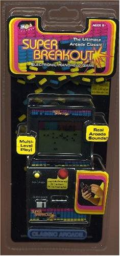 Classic Arcade Game: Super Breakout