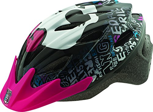 Bell-YOUTH-Monster-High-Voltage-Ghoul-Helmet