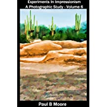 Experiments In Impressionism - A Photographic Study - Volume 6 (art)