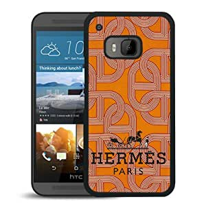 Fashionable And Unique Designed Case For HTC ONE M9 With Hermes 22 Black Phone Case