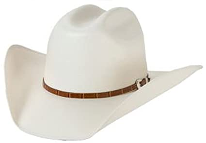 2c6bb52b8a356 Amazon.com  Stetson Stallion 100X Maximo Straw Cowboy Hat  Everything Else