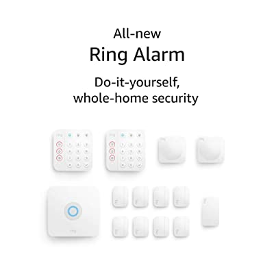 All-new Ring Alarm 14-piece kit