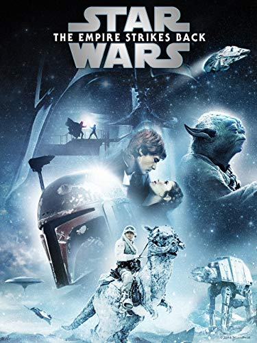 Star Wars: The Empire Strikes Back (Star Wars A New Hope Original Version)
