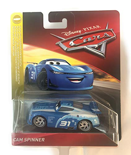 Disney Pixar Diecast Cars - Disney Pixar Cars Die-Cast CF Character Car #33 Vehicle