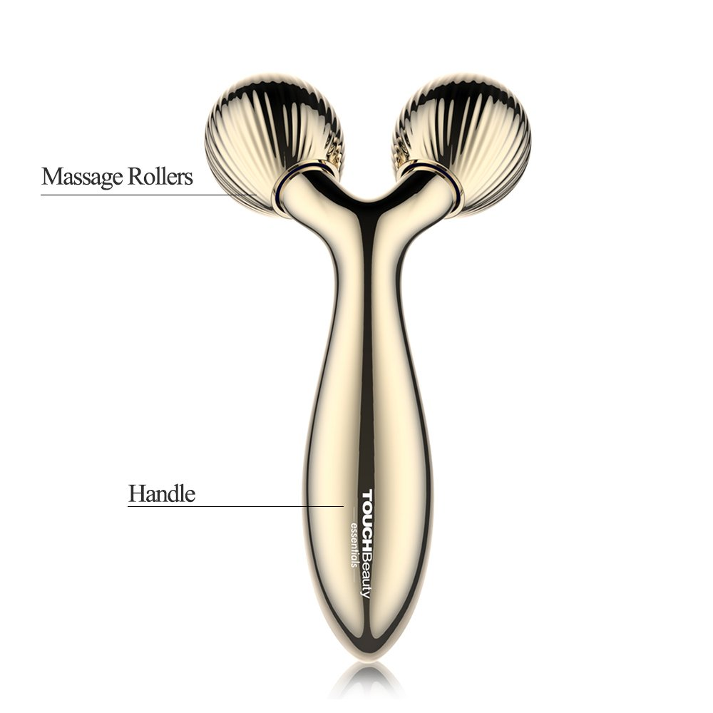TOUCHBeauty Face Massage Roller V-shaped Lifting Device For Facial Toning & Skin Tighten Anti Ageing Device TB-1613A by touchbeauty (Image #7)