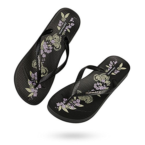 35 Summer Women Slim Flops Sandals Beach Flip Slipper B7vwqS0F