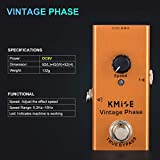lotmusic Electric Guitar Phase Effect Pedal Mini