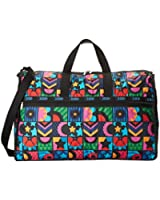 LeSportsac Large Weekender Handbag (One Size, Flower Boxes)