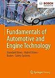 Fundamentals of Automotive and Engine Technology (Bosch Professional Automotive Information)