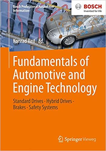 Fundamentals Of Automotive And Engine Technology: Standard Drives ...