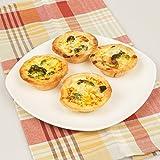Mini Pie and Quiche Maker- Pie Baker Cooks 6