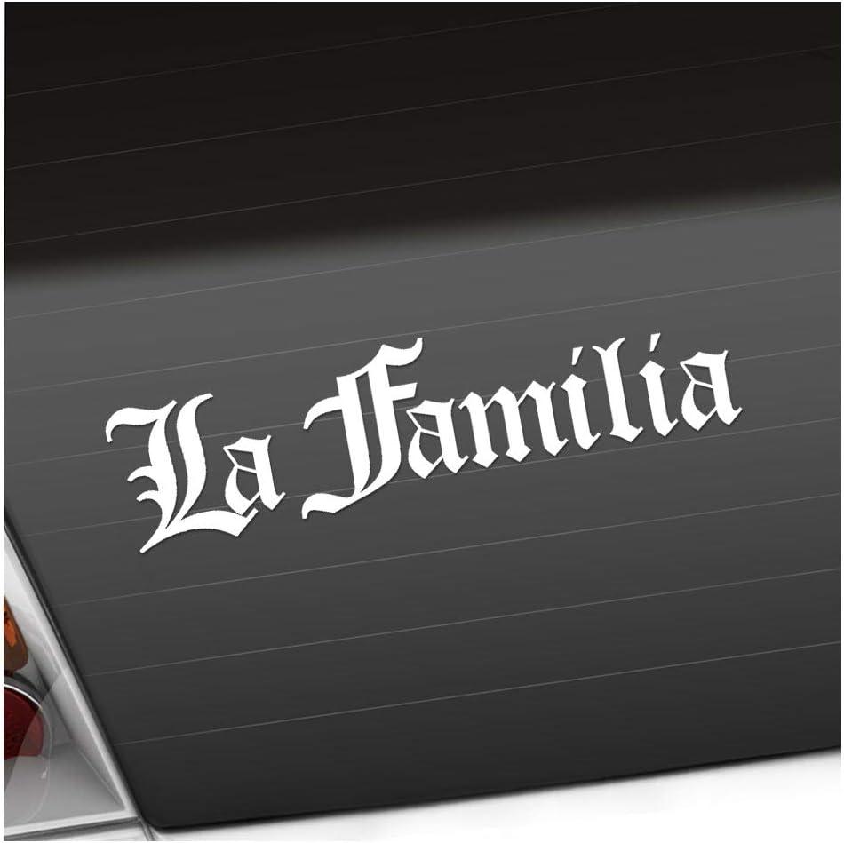 Aufkleber La Familia Wandtattoo KIWISTAR waf1387