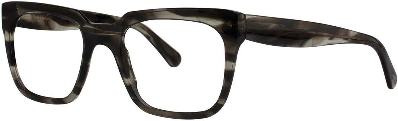 Zac Posen JARROD Black Eyeglasses Size52-17-140.00
