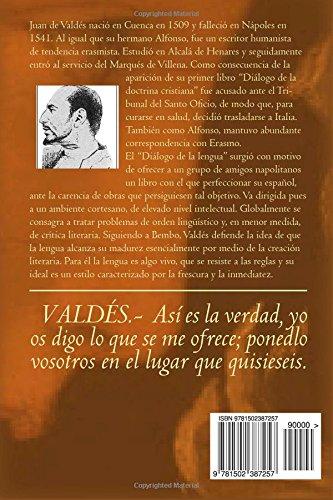 Amazon.com: Diálogo de la lengua (Spanish Edition ...