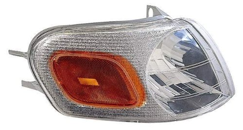 Depo 332-1561R-UF Chevrolet/Oldsmobile/Pontiac Passenger Side Replacement Parking/Signal Light Unit (NSF Certified)