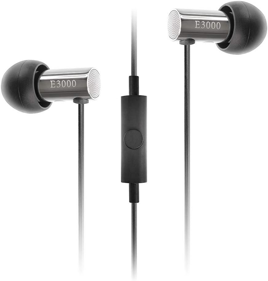 Final E3000c Geräuschisolierender In Ear Kopfhörer Mit Elektronik