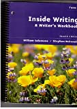 Inside Writing Form A : Writer's Workbook, Salomone, William, 0155066455