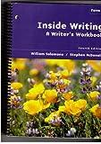 Inside Writing Form A : Writer's Workbook, Salomone, William, 0155066455