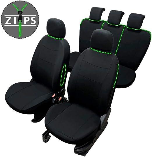 rmg-distribuzione Coprisedili SPECIFICI per Tucson Versione sedili Posteriori sdoppiabili R61S0305 2015 - in Poi compatibili con sedili con airbag bracciolo Laterale