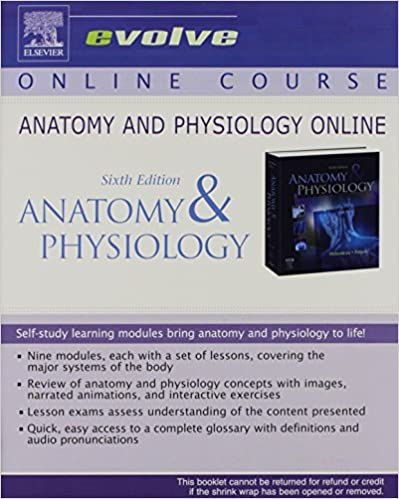 Anatomy and Physiology Online for Anatomy and Physiology (Access ...