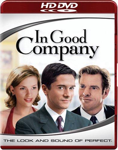 In Good Company [Reino Unido] [HD DVD]: Amazon.es: Dennis ...