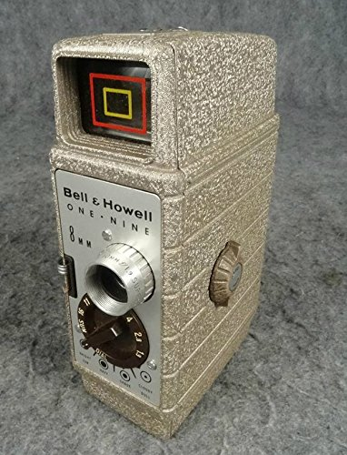Bell & Howell 8MM Movie Film Camera