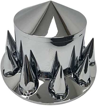 Protective Caps Chrome Plated 22mm Qty 4