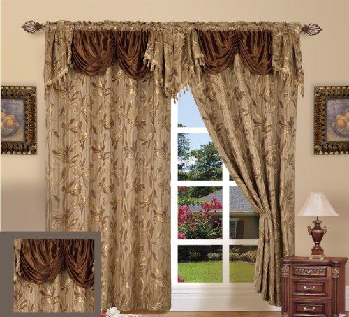 Luxury Curtain Panel Set - 2