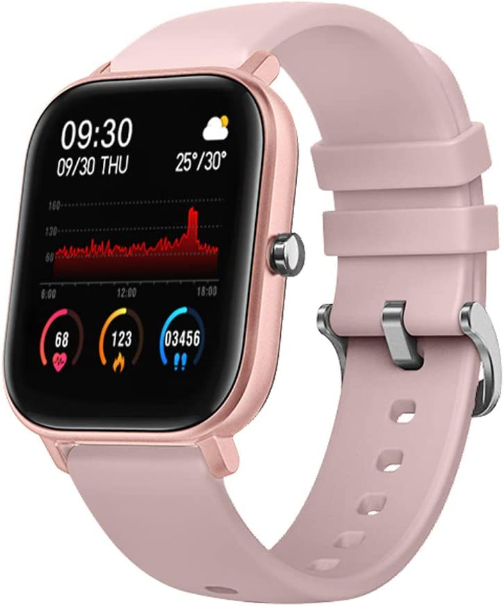 Reloj Inteligente Pulsómetro Pulsera de Actividad con Monitor de ...