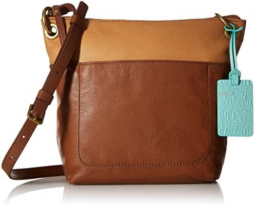 Fossil Keely Crossbody-Neutral Multi