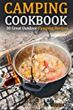 img - for Camping Cookbook: 30 Great Outdoor Camping Recipes (Campfire Cooking) book / textbook / text book