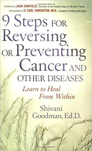 Book 9 Steps for Reversing or Preventing Cancer