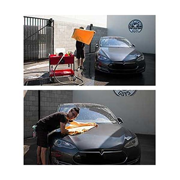 Chemical Guys HOL121 Best Car Wash Bucket Kit 11 Items