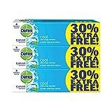 Dettol Cool Shaving Cream - 60 g (Pack of 3)