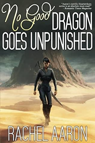 book cover of No Good Dragon Goes Unpunished