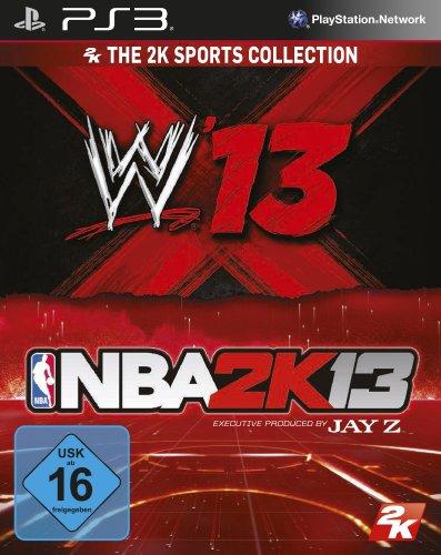 NBA 2K13 + WWE 13 Bundle