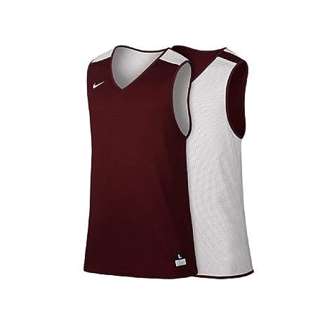 sale retailer 5a08b bfd24 Amazon.com: Nike Team Elite Reversible Tank Top Cardinal ...