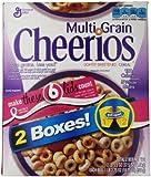 Multigrain Cheerios - 18.75 oz. boxes - 2 pk.