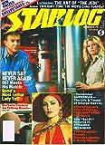 Starlog Magazine The Sci Fi Comics: October 1983