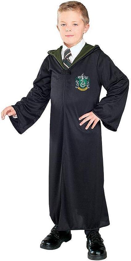 Harry Hermione Ron tie slytherin green fancy dress costume
