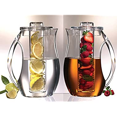 Prodyne Fruit Infusion Flavor Pitcher - 2ct