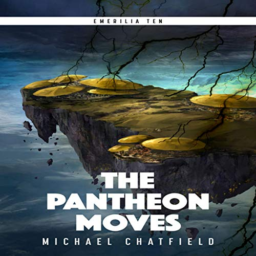 Pdf Science Fiction The Pantheon Moves: Emerilia, Book 10