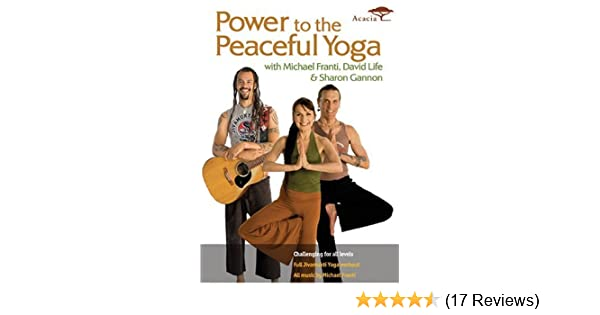 Amazon.com: POWER TO THE PEACEFUL YOGA by Acacia by James ...