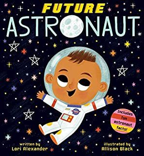Book Cover: Future Astronaut