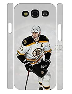 Special Sport Theme Fashion Player Shot High Impact Cell Phone Case Fits Samsung Galaxy S3 I9300
