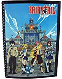 Great Eastern Entertainment Fairy Tail Insignia & Group Spiral Notebook