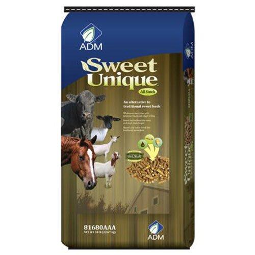 ADM ANIMAL NUTRITION 81680AAAC4 Stock Sweet Feed, 50 lb