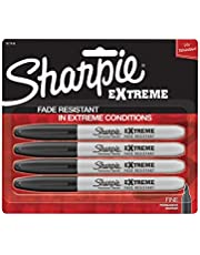 Black Extreme Permanent Markers (4-Count)