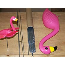 30 Pink Flamingo Replacement Legs, 24 Inches