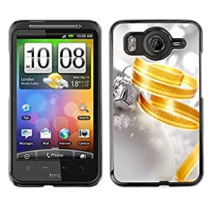 YOYO Slim PC / Aluminium Case Cover Armor Shell Portection //Christmas Holiday Decoration 1065 //HTC G10